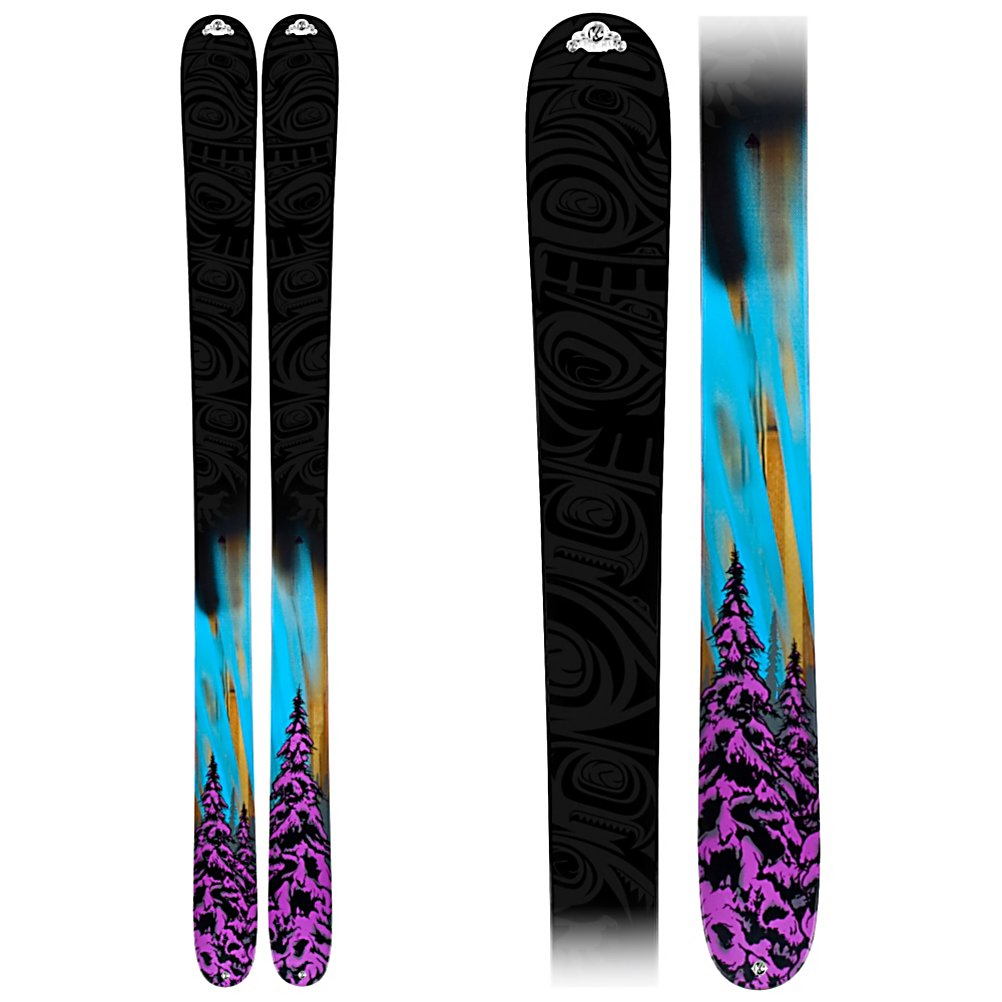 Ski K2 ObSETHed Skis - The ObSETHed is back bigger and better than ever. Designed with the input of backcountry legend Seth Morrison, this ski is dialed just the way Seth likes it. Seth incorporated K2's Powder Rocker to create the ultimate tool to charge big mountains, backcountry zones as well as the resorts. The Powder Rocker design eliminates tip dive and breaks through crud, crusts and chopped conditions. The Twin Tech Construction with a vertical ABS Sidewall reinforced with Triaxial Braiding ensure that the ObSETHed is ready to rip. The Progressive Sidecut and camber underfoot makes the ObSETHed a ski for all conditions and terrain, combining precise turn initiation on hardpack now with an easy tail release in soft conditions too. Remove the tip and tail rivets and strap on the available pre-cut climbing skins and take your skiing to new heights. . Actual Turn Radius @ Specified Length: 23m (@ 179cm), Warranty: One Year, Special Features: Removable Rivets for Pre Cut Climbing Skins, Turn Radius: 21-29, Shipping Restriction: This item is not available for shipment outside of the United States., Product ID: 194494, Model Year: 2011, Skill Range: Advanced - Pro, Rocker: Rocker/Camber/Rocker, Bindings Included: No, Tail Profile: Twin, What Binding is Included?: None, Gender: Mens, Type: Powder Skis (111+), Tip/Waist/Tail Widths: 146/117/134mm (@ 179cm) - $449.95