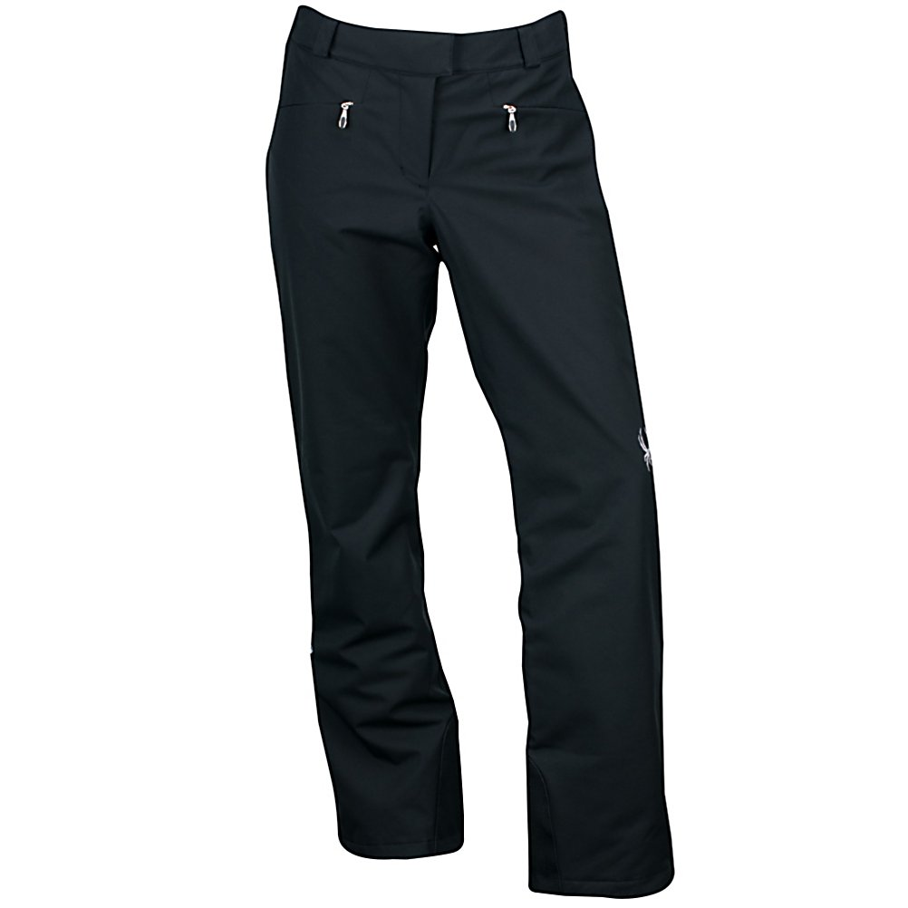 Ski Spyder Empress Full Side Zip Pant - The Spyder Empress Full Zip Side Pant fits so perfect - hard to believe it's your ski pants. The Empress Ski Pants bring out the princess within you - there is a sensation of a dreamy flattering fit, amazing quality and a luxurious style that you can mix or match with your favorite Spyder Jacket. The warmth and protection allows you to withstand the nature of the unexpected weather conditions that arrive. The Spyder Empress Ski Pants hold true to offer complete quality and durability and features for easy on and off wear. . Race: No, Product ID: 287470, Model Year: 2013 - $119.95
