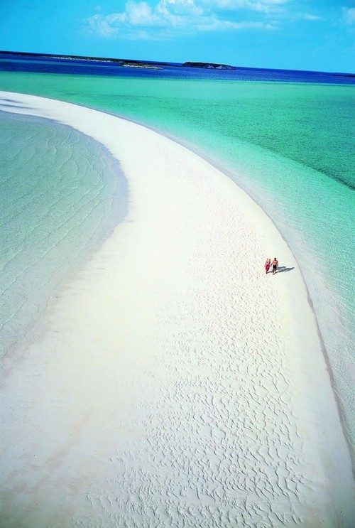 Camp and Hike Musha Cay