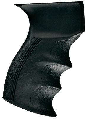 Entertainment This ergonomic, textured pistol grip made of DuPont Extreme Temperature Glass Reinforced Polymer is virtually indestructible. Installs with original mounting hardware (screw and nut). Fits most stamped receivers. Made in USA. - $19.99
