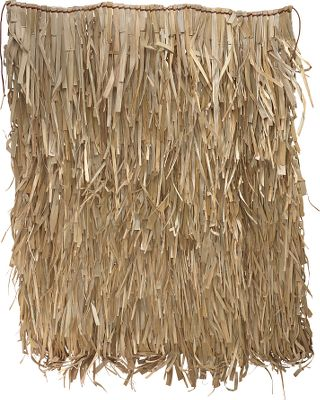 Hunting Effectively blend in with reeds, cut cornfields, cattails and native grasses with these durable 4-ft. x 4-ft. sheets. Hand-woven from palm leaves. Use to conceal your boat, duck blind or pit top. Can be cut to size. Available: Four-pack or Eight-pack. Type: Blind Material. Nf Camo Grass 8 Pack. - $99.99