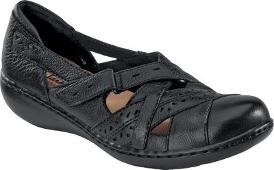 Surf Sandals as soft and cool as a summer breeze. Your feet will welcome the gentle fabric linings. Resilient Ortholite footbeds cushion and flex with every step. Rubber outsoles. Imported.Heel height: 1.29.Womens sizes: 6-10 medium width. Half sizes to 10.Colors: Black, Tan. - $32.88