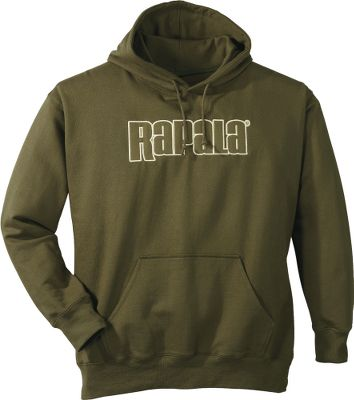 Guns and Military Rapala-wear is always in style on the water or off. Made of 80/20 cotton/polyester with a water-resistant treatment that lasts for at least 20 washes. Rib-knit cuffs and waist. Imported.Sizes: M-2XL.Colors: Grey, Navy, Olive. - $39.99