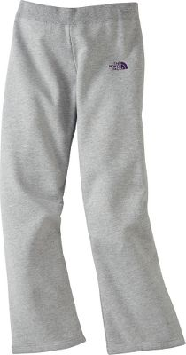 Soft, comfortable 80/20 cotton fleece. These midweight pants have an elastic waistband and internal drawstring. TNF logo at left hip. Imported. Sizes: S-XL. Colors: Black, Heather Gray. - $9.88