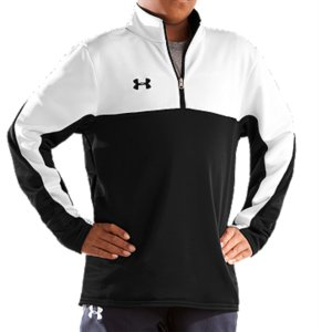 Fitness Traditional styling designed specifically to be your core training and travel pieceLightweight, 4-way stretch construction improves mobility and accelerates dry timeSignature Moisture Transport System keeps you dry, light, and comfortableHigh neck for extra protection and 1/4 zip front for on-demand ventilationPolyesterImported - $36.99