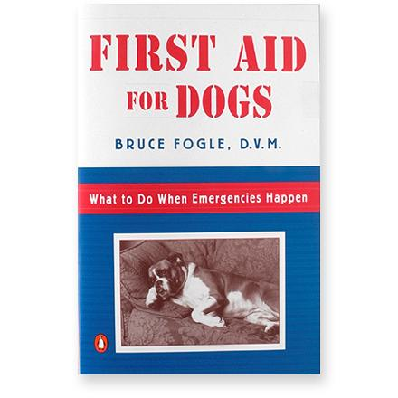 Entertainment Veterinarian Bruce Fogle helps dog owners recognize and handle emergencies. - $6.93