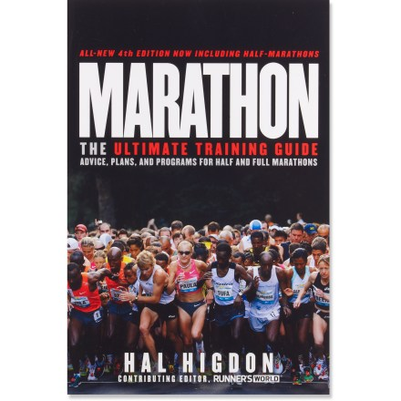 Fitness The expanded and updated edition of Marathon: The Ultimate Training Guide helps you train for success whether you're running your first marathon or you're a seasoned veteran. - $8.93