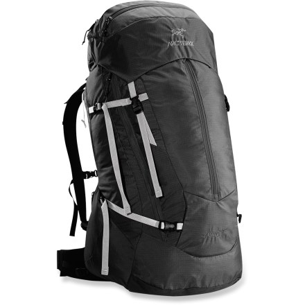Camp and Hike With an airy, low-profile suspension, this lightweight pack amps up carrying comfort while multiple entry points allow convenient gear access on the trail. - $215.93