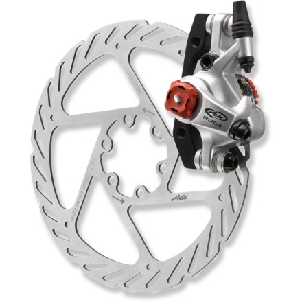 MTB The Avid BB7 Road mechanical disc brake delivers powerful braking in a sleek, road-ready design that's impressively easy to set up and adjust. - $86.00