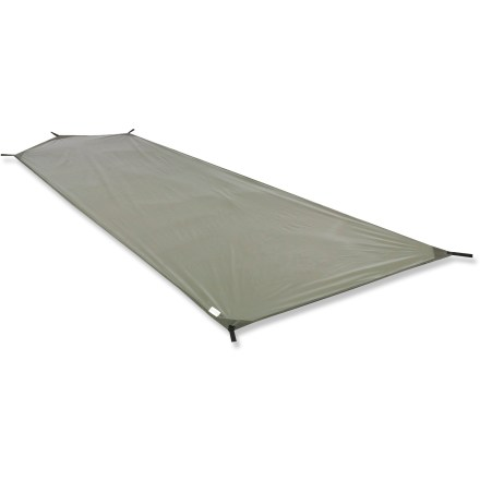 Camp and Hike Protect your Big Agnes Seedhouse SL1 tent floor from wear and abrasion with this nylon taffeta footprint. - $34.93