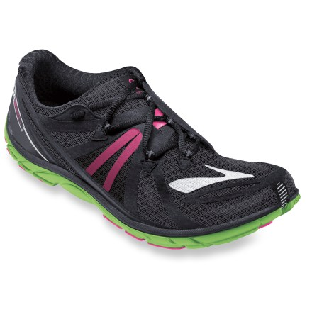 Fitness Featuring plenty of feel, flex and response, the Brooks PureConnect 2 women's road-running shoes feature a minimalist platform that connects you with the ground. - $44.83