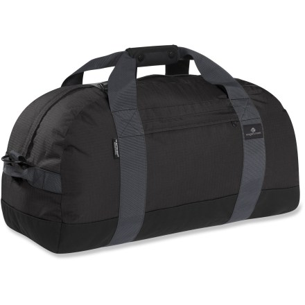 Entertainment Built for the rigors of the road, the Eagle Creek No Matter What Flashpoint medium-sized duffel makes an ideal travel companion. - $55.93