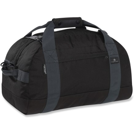 Entertainment Built for the rigors of the road, the Eagle Creek No Matter What Flashpoint small duffel makes an ideal travel companion on short jaunts. - $48.93