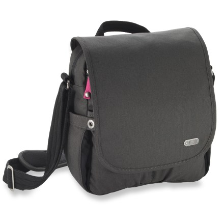 Entertainment The REI Endolyne shoulder bag blends a bit of outdoor performance with urban style and utility, resulting in a competent everyday commuter or travel bag with plenty of organization. - $59.50