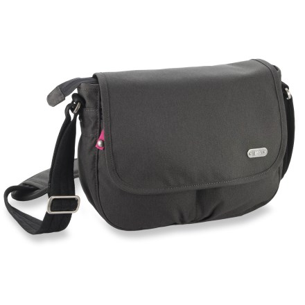 Entertainment The REI Brookdale mini messenger bag blends a bit of outdoor performance with urban style and utility, resulting in a competent everyday commuter or travel bag with plenty of organization. - $21.93