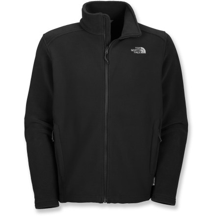 Camp and Hike The RDT 300 jacket for men from The North Face includes FlashDryTM technology, helping to keep you dry and keep you warm. - $46.83