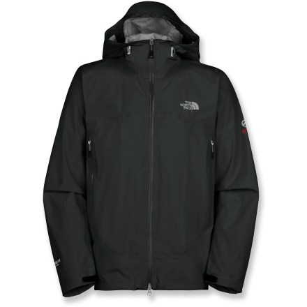 The Alpine Project jacket for men from The North Face feels featherweight but you'll be knocked out by its heavy-duty performance. New Gore-Tex Active reduces weight without sacrificing quality. - $265.93