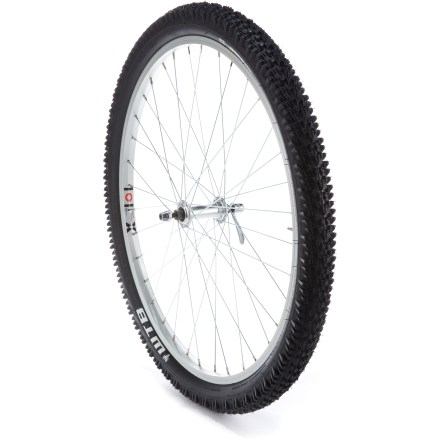 MTB An all-mountain king, the WTB WeirWolf Comp mountain bike tire offers aggressive, responsive traction whether you're leaning hard into a banked turn or flying fast down a straightaway. - $15.93