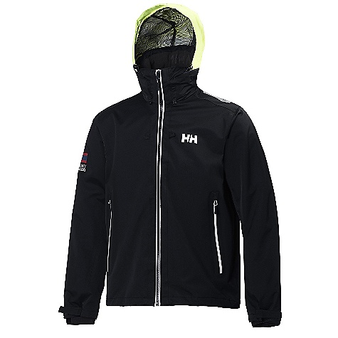 Entertainment Free Shipping. Helly Hansen Men's April Jacket DECENT FEATURES of the Helly Hanson Men's April Jacket Helly Tech Performance Waist long cut Packable hood Adjustable cuffs Side pockets with zips The SPECS Fitting: Regular Fit Fabrics: 100% Polymide This product can only be shipped within the United States. Please don't hate us. - $249.95