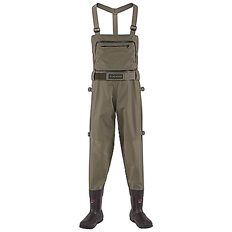 Entertainment Features of the La Crosse Men's Alpha Swampfox Drop Top Wader Breathable and rugged Talson nylon Upper 3.5mm insulating neoprene boot bottoms Uncompromising waterproof protection Contoured Ankle-Fit design to prevent heel slippage Detachable belt and adjustable sidestraps for customized, secure Fit Ability to convert from chest to pant Front waterproof pocket Available with elastic suspenders 600G Thinsulate Ultra Insulation Removable EVA Footbed Swamp-lite Outsole for superior traction in Snow, mud and loose terrain - $269.95