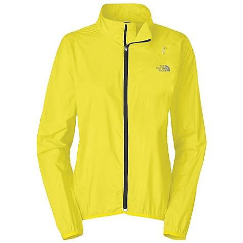 Free Shipping. The North Face Women's Crestlite Jacket DECENT FEATURES of The North Face Women's Crestlite Jacket Wind resistant DWR (durable water repellent) finish Breathable Mesh panels for ventilation Center front zip with draft flap Binding on elliptical hem and sleeve cuff Chest media pocket with internal wire routing Rear stowpocket TNF reflective logos and graphics Imported The SPECS Average Weight: 6 oz / 170 g Center Back Length: 27.75in. 30D 62 g/m2 (1.8 oz/yd2) 100% polyester mini-ripstop with DWR This product can only be shipped within the United States. Please don't hate us. - $84.95