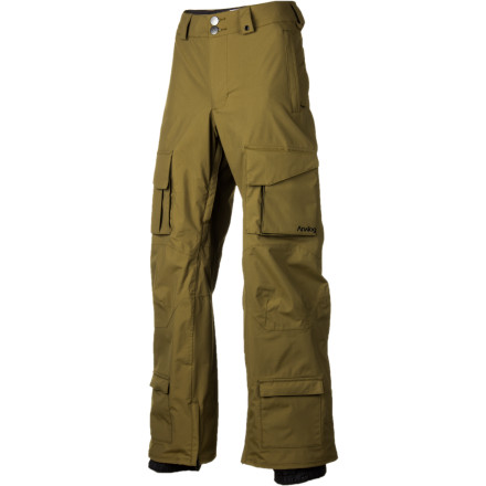 Snowboard Rushing through the trees at Baker can give you access to choice stashes of powder, but they can also leave leave your pants shredded and snagged. The Analog Blastech AG Remastered Pants use burly material that can take a beating. Plus, these pants blocks moisture so you won't get soaked in that deep tree-lined snow. - $95.98