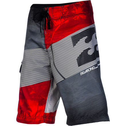 Surf Nothing beats the pure simplicity of surfing. A good wave, your surfboard, and your Billabong Men's Blaster Board Shorts'that's all you need. - $40.46