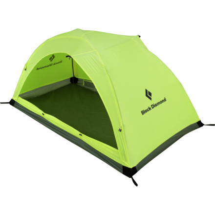 Camp and Hike Go light with the Black Diamond HiLight Tent when you trek the Appalachian Trail. This three-season tent is more than comfy for one person and can accommodate a second if your buddy wants to bag a few peaks with you. - $303.96