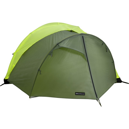 Camp and Hike Boost the capacity of your Black Diamond HiLight tent with the Black Diamond HiLight Tent Vestibule. On a rainy backcountry tour, a generous thirteen extra square feet of storage space can sure come in handy. And at less than a pound, it won't bog down your pack. - $111.96