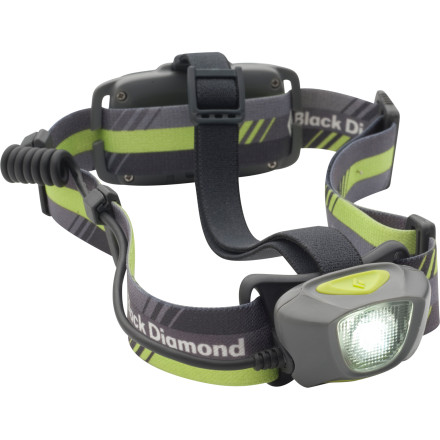Climbing Are you tired of stomping on cats every time you go for an evening run' They're tired of it, too. The Black Diamond Sprinter Headlamp will end your misery by lighting the path ahead with 75 lumens of kitty-spotting glow. The Sprinter makes you more visible, too, with a red rear strobe that lets drivers know that you are there and you find self-preservation to be a priority. Black Diamond also gave the Sprinter excellent fore and aft balance and a low profile that minimizes bouncing while you dodge cars and cats. - $69.95