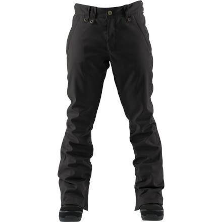 Snowboard From the park to the goods over on Evergreen, the Bonfire Brighton Pant keeps you covered with the proper tech and tremendous classic style to keep you comfortable and look good doing it. - $113.97