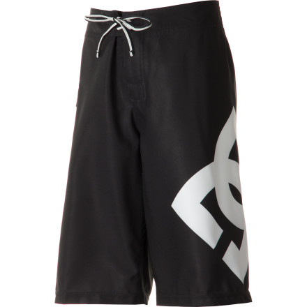 Surf If your boy's summer uniform consists of a bathing suit and flip flops all day, every day, then he's sure to love the DC Lanai Boys' Board Short. It's made with a four-way stretch fabric that moves with him in or out of the water to keep up with him no matter what activities he's getting into, and the neoprene fly prevents chafing so he stays comfortable throughout. - $40.00