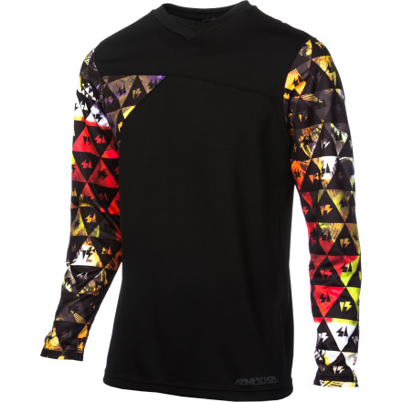 Camp and Hike If you ever plan on leaving the terrain park, ditch the tall tees and get a real baselayer. The Homeschool Airbreather II Men's Crew is quick-drying and ultra-breathable so you can stay dry when you're hiking real mountains. - $34.98
