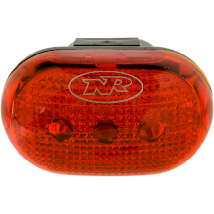 Fitness help keep your body from becoming a carcass with NiteRiders TL-5.0 Rear Safety Light. - $7.49