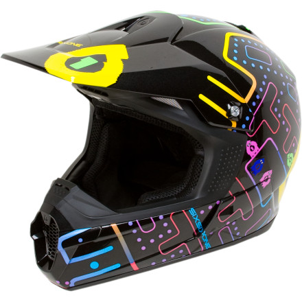 MTB Strap into the Six Six One Fenix Fusion Full Face Helmet and roost the descent. Not only is the Fenix gravity-sled friendly, its full-on DOT certified so you know its not a flimsy bicycle helmet with a face guard glued on. - $126.00