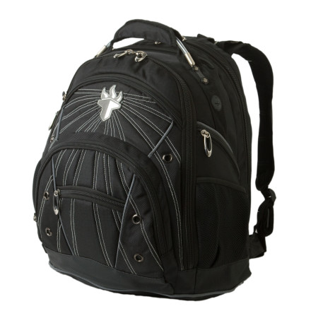 Climbing Stuff the THE Industries F-1 Featherlite Back Pack with stuff and go do stuff. - $35.00