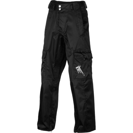 Snowboard Tomahawk brings its own style to freeriding with the toughness of a work pant and the protection of serious expedition outerwear. The Smoke Signal Pant is tough enough to stand up to the toughest job in the nastiest winter weather while looking good and keep you warm and dry all day without the clammy feeling of inferior fabrics. - $98.97