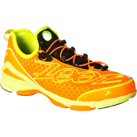 Fitness Looking for a quiver-killing running shoe' The ZOOT Men's Ultra TT 6.0 Running Shoe delivers both the flexibility, neutral support, and comfort that's great for speed/interval training, as well as the light weight that will make it your shoe of choice on race day. The TT 6's BareFit design that doesn't require socks and the speedy quick-lace system enable you to zip through T2 so you can get down to the business of wrapping up your spot on the podium. - $123.16