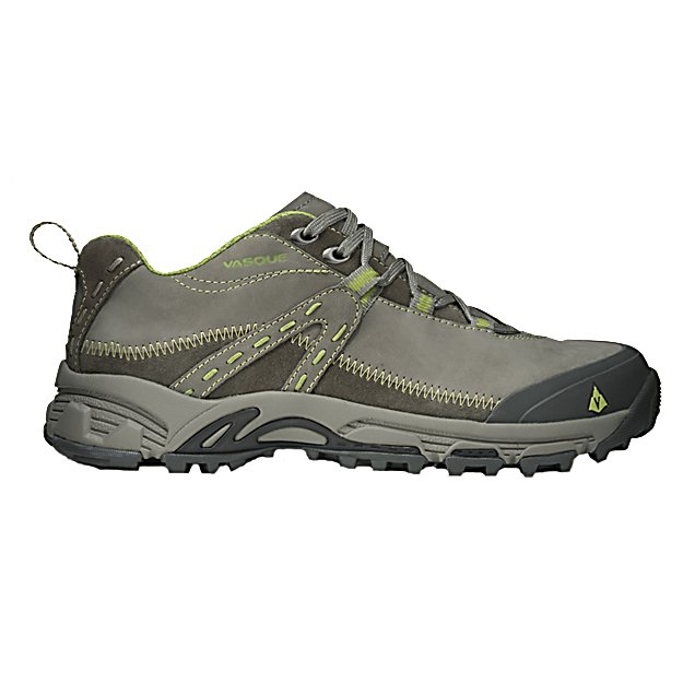 Camp and Hike Vasque Jule Womens Shoes - The Jule Trail Shoes by Vasque offers incredible comfort and style to the adventurous woman who wants both a casual shoe and one they can take out onto the hiking trails. Designed with a women's specific fit, you'll have the properly adjusted last to accommodate your feet as well as a narrower heel pocket and added support in the instep. This means more overall comfort and stability in each step you take. The Vasque Jule Trail Shoes are built tough and built for comfort so when you want style and coziness in your step, these are the shoes for you. . Warranty: One Year, Waterproof: No, Material: Suede upper, Nubuck leather, Type: Shoe, Insulated: No, Sole Material: Vasque OTG, Model Year: 2012, Product ID: 263070 - $59.99