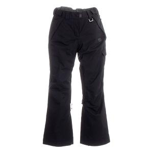 Snowboard Rip Curl Into The Groove Womens Snowboard Pants - Rip Curl has designed this pair of Into The Groove Snowboarding Pants specifically for women, you will be amazed at the length of time that you can spend outdoors while wearing this all out mountain pair of pants for this coming snowboard season. You will be put Into The Groove with the warmth, durability and style as you shred the fresh powder. The polyester and polyamide combined materials will provide you with the protection that is needed from the wind, the falling flakes and the many falls if you are a beginner boarder. The zippers have been waterproofed as well as the seams to keep the moisture away from your core, protecting you from any moisture reaching your skin. The lining material is 210 T and the ventilation system with mesh lining are waterproof and will help to trap and keep your body heat so you stay warmer all day long. Protection never looked better then with the Rip Curl Into the Groove Womens Snowboard Pants. Features: Made from 80% Polyamid, 20% Polyester , DWR (Durable Water Repellent) coated, Ventilation System with Mesh Lining, 1 Cargo Pocket, Pant Connector, Leg Gaitor. Exterior Material: Polyamide, Polyester, Softshell: No, Insulation Weight: N/A, Taped Seams: Critically Taped, Waterproof Rating: 5,000mm, Breathability Rating: 5,000g, Full Zip Sides: No, Thigh Zip Venting: Yes, Suspenders: None, Articulated Knee: No, Low Rise: No, Warranty: One Year, Race: No, Waterproof: Moderately Waterproof (5000mm-19,999mm), Breathability: Moderate Breathability (4000g-8999g), Use: Snowboard, Type: Insulated, Cut: Regular, Lining Material: 210 T, Waist: Beltloops, Pockets: 3-4, Model Year: 2011, Product ID: 233619 - $49.94