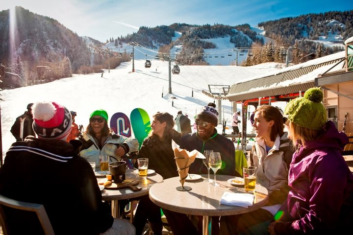 Entertainment Yep, it's that time of day! Where's YOUR favorite place to après in Aspen/Snowmass?