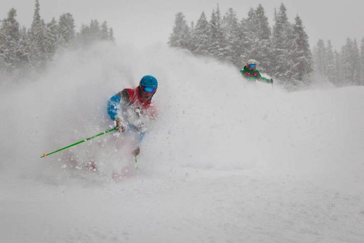 Snowboard Snowmass, 12/19/12. Photo by Jeremy Swanson.