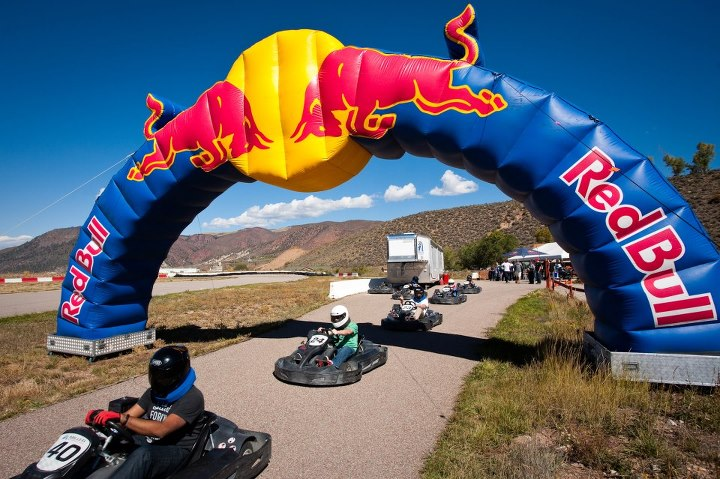 Thanks to our friends at Red Bull for another awesome year of racing!
