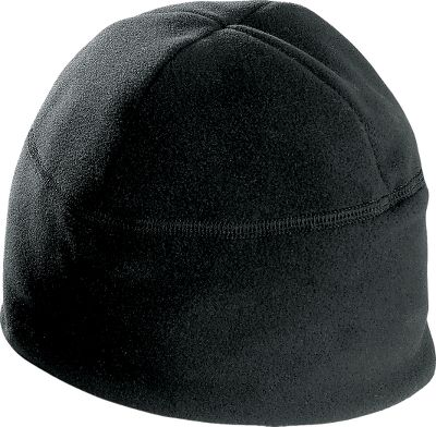 Here's an old favorite in a high-tech fabric. Polartec 100 makes the watch cap lightweight and itch-free. One size fits most. Made in USA. Size: ONE SIZE FITS MOST. Color: Black. Gender: Male. Age Group: Adult. - $9.74