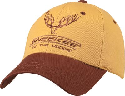 Hunting Put on a cap that invites you into a powerful hunting mindset. Crafted of 100% cotton chino twill for long-lasting durability and washed for a broken-in feel. Adjustable hook-and-loop closure. Medium profile. One size fits most. Imported.Available: Streak Camo, Torn Mark, Tonal Sneekee. - $12.99