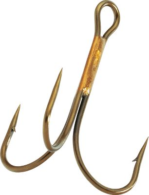Fishing Built to snag and drag heavyweight paddlefish and spoonbill. Strong barbed treble hooks are perfect for the lake, alongside the river or on the boat. Per 12. Sizes: 8/0, 10/0, 12/0. Size: 8. - $11.99