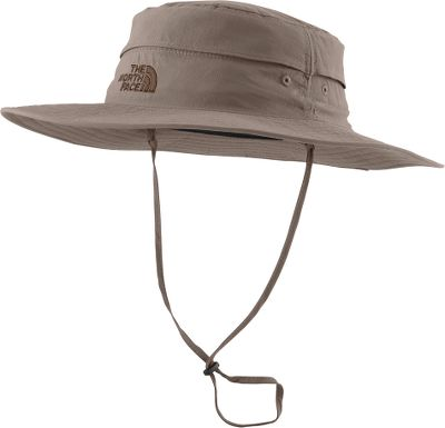 Large brim and UPF rating of 50 deliver sun protection. Moisture-wicking terry sweatband and breathable mesh panels promote cooling. Nylon ripstop shell with polyester mesh lining. Adjustable drawcord is also removable. One size fits most. Imported.Colors: Weimaraner Brown, Asphalt Grey. - $24.88