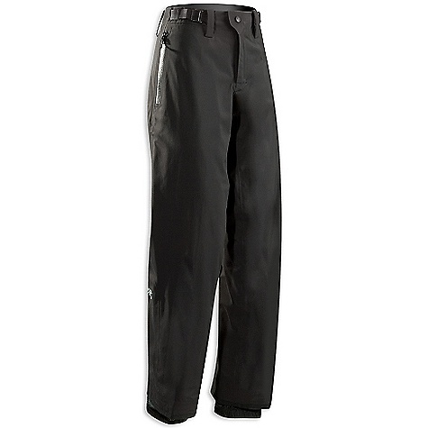 Ski On Sale. Free Shipping. Arcteryx Women's Stingray Pant DECENT FEATURES of the Arcteryx Women's Stingray Pant Waterproof Breathable Gore-Tex three-layer construction Articulated knees and seat Gusseted crotch Two hand pockets with laminated zippers Molded Zipper Garages Front fly Adjustable waist Belt loops Recco reflector Powder cuffs with gripper elastic and lace hook DWR finish (Durable Water Repellent) helps bead water from fabric surface Micro-seam allowance (1.6 mm) reduces bulk and weight Tiny GORE seam tape (13 mm) Taped seams for added weatherproofness We are not able to ship Arcteryx products outside the US because of that other thing. We are not able to ship Arcteryx products outside the US because of that other thing. We are not able to ship Arcteryx products outside the US because of that other thing. The SPECS Weight: Medium: 15.1 oz / 429 g Inseam: Regular, Tall Fit: Relaxed fit Style: Pants/Shorts Waterproof Shell Activity: Ski/Snowboard Materials: 510NP Gore-Tex Soft Shell 3L This product can only be shipped within the United States. Please don't hate us. - $259.99
