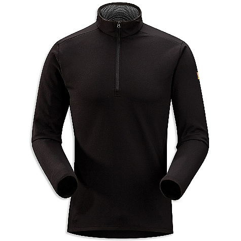 Free Shipping. Arcteryx Men's Phase SV Zip Neck DECENT FEATURES of the Arcteryx Men's Phase SV Zip Neck Moisture-wicking, quick drying, breathable, base layer fabric for cold weather interval activities Minimal odour retention Anatomical shaping for fit and comfort Half-length zippered neck design Heat transfer logo on arm The SPECS Weight: (M): 6.7 oz / 190 g Fit: Next-to-skin Fabric: Phasic SV This product can only be shipped within the United States. Please don't hate us. - $74.95
