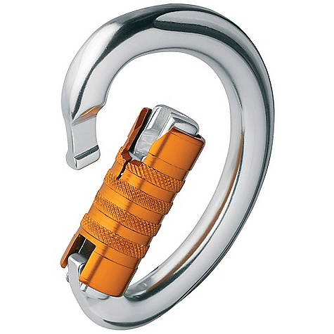 Climbing On Sale. Petzl Omni Triact-Lock Carabiner The SPECS 3-year guarantee Gate opening: 22 mm Major Axis Strength: 20 kN Strength Open Gate: 7 kN Minor Axis Strength: 15 kN Certification: CE EN 362 EN 12275 type B UIAA (M37 TL only) Weight: 92 g Material: Aluminum 7000 ALL CLIMBING SALES ARE FINAL. - $33.96